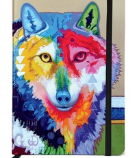 CANADIAN ART P Big Wolf Journal