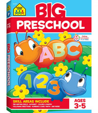 SCHOOL ZONE BIG PRESCHOOL