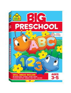 SCHOOL ZONE BIG PRESCHOOL