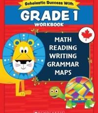 SCHOLASTIC GRADE 1 WORKBOOK SCHOLASTIC