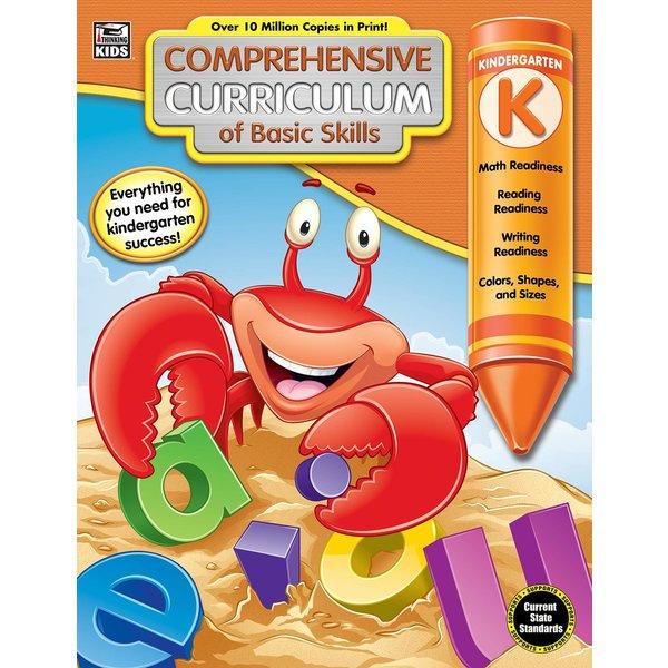 Comprehensive Curriculum of Basic Skills (K) Book