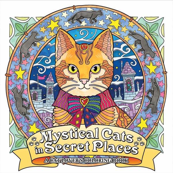 Mystical Cats in Secret Places