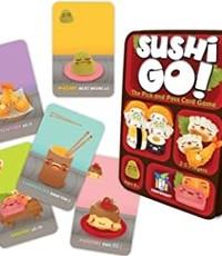 GAME SUSHI GO