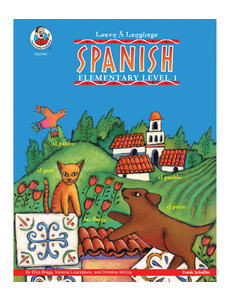 Spanish Resource Book Grade 1