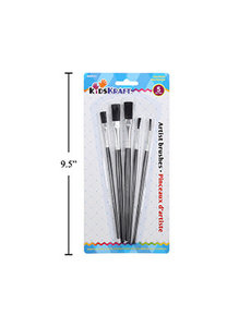5-pc Artist Brush Set