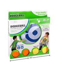 Summer Zone Kid's Dodgeball Outdoor Target Game