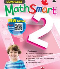 Popular Book Company Complete MathSmart Grade 2
