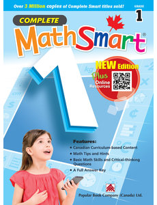 Popular Book Company Complete MathSmart Grade 1