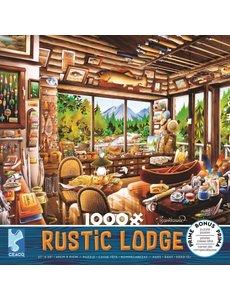 1000 PC RUSTIC LODGE