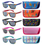 Kids Print Sunglasses w/matching print pouch