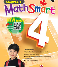 Popular Book Company Complete MathSmart Grade 4