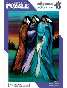 CANADIAN ART P 1000 pc Three Sisters