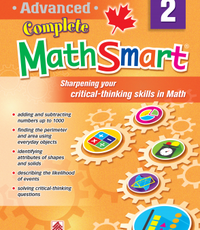 Popular Book Company ADVANCED COMPLETE MATHSMART 2