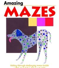 Kumon Publishing Kumon Amazing Mazes 456