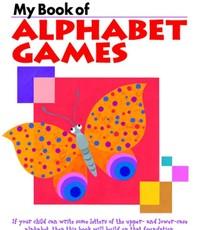 Kumon Publishing Kumon My Book of Alphabet Games 456