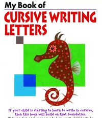 Kumon Publishing KUMON Cursive Writing Letters 678