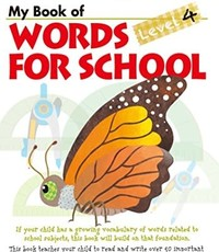 Kumon Publishing KUMON WORDS FOR SCHOOL 789 L4