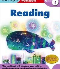 Kumon Publishing Kumon Grade 6 Reading