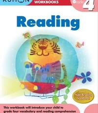 Kumon Publishing Kumon Grade 4 Reading