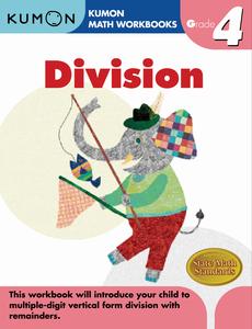 Kumon Publishing KUMON Grade 4 Division