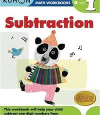 Kumon Publishing KUMON Grade 1 Subtraction