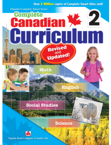 Popular Book Company Canadian Curriculum 2 Revised and Update!