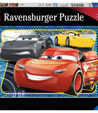 RAVENSBURGER 2x24 rb Cars: I Can Win! (Puzzles)