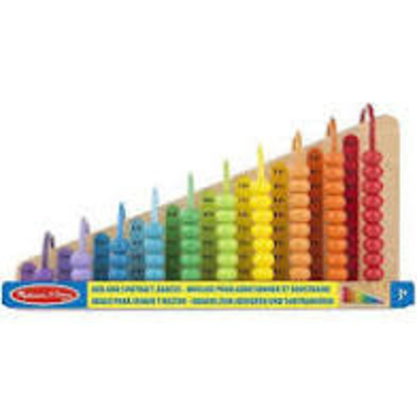 Melissa & Doug M&D ADD AND SUBTRACT ABACUS