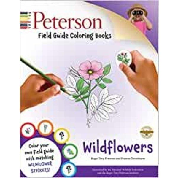 PFG COLORING WILDFLOWERS PA