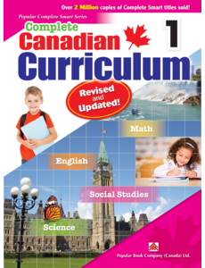 Popular Book Company CANADIAN CURRICULUM GR. 1 REVISED AND UPDATED