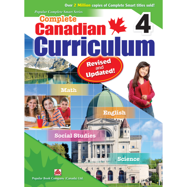 Popular Book Company CANADIAN CURRICULUM  GR.4 REVISED AND UPDATED