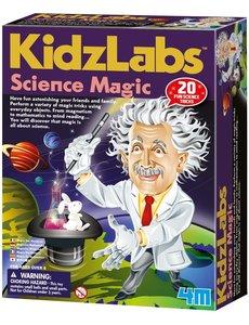 KIDZ LABS SCIENCE MAGIC - 4M