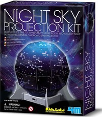 KIDZ LABS 4M CREATE A NIGHT SKY PROJECTOR
