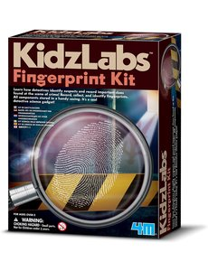 KIDZ LABS 4M DETECTIVE FINGERPRINT KIT