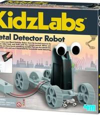 KIDZ LABS 4M METAL DETECTOR ROBOT