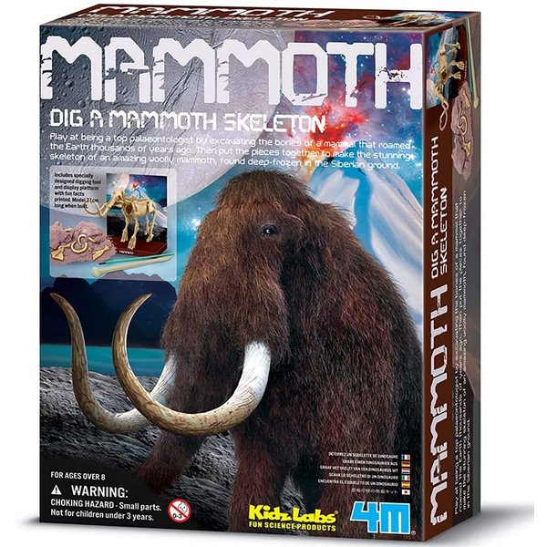 PW DIG A MAMMOTH