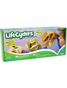 Lifecyclers - Butterfy, Frog, Plant