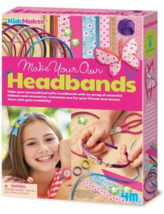 4M MAKE YOUR OWN HEADBANDS