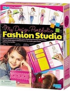 MY DESIGN PORTAFOLIO FASHION STUDIO