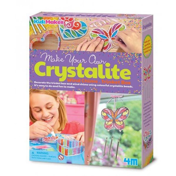 4M MAKE YOUR OWN CRYSTALITE