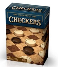SPIN MASTER CHECKERS TRADITIONS