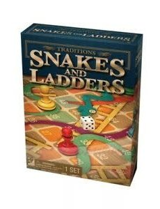 SPIN MASTER SNAKES AND LADDERS TRADITIONS