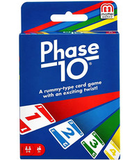 PHASE 10 CARDS