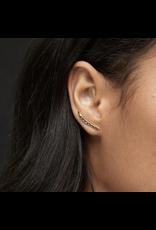 Gorjana Taner Ear Climber