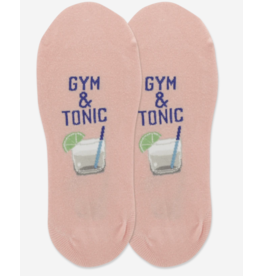 Hot Sox HOL3- Gym Tonic No show