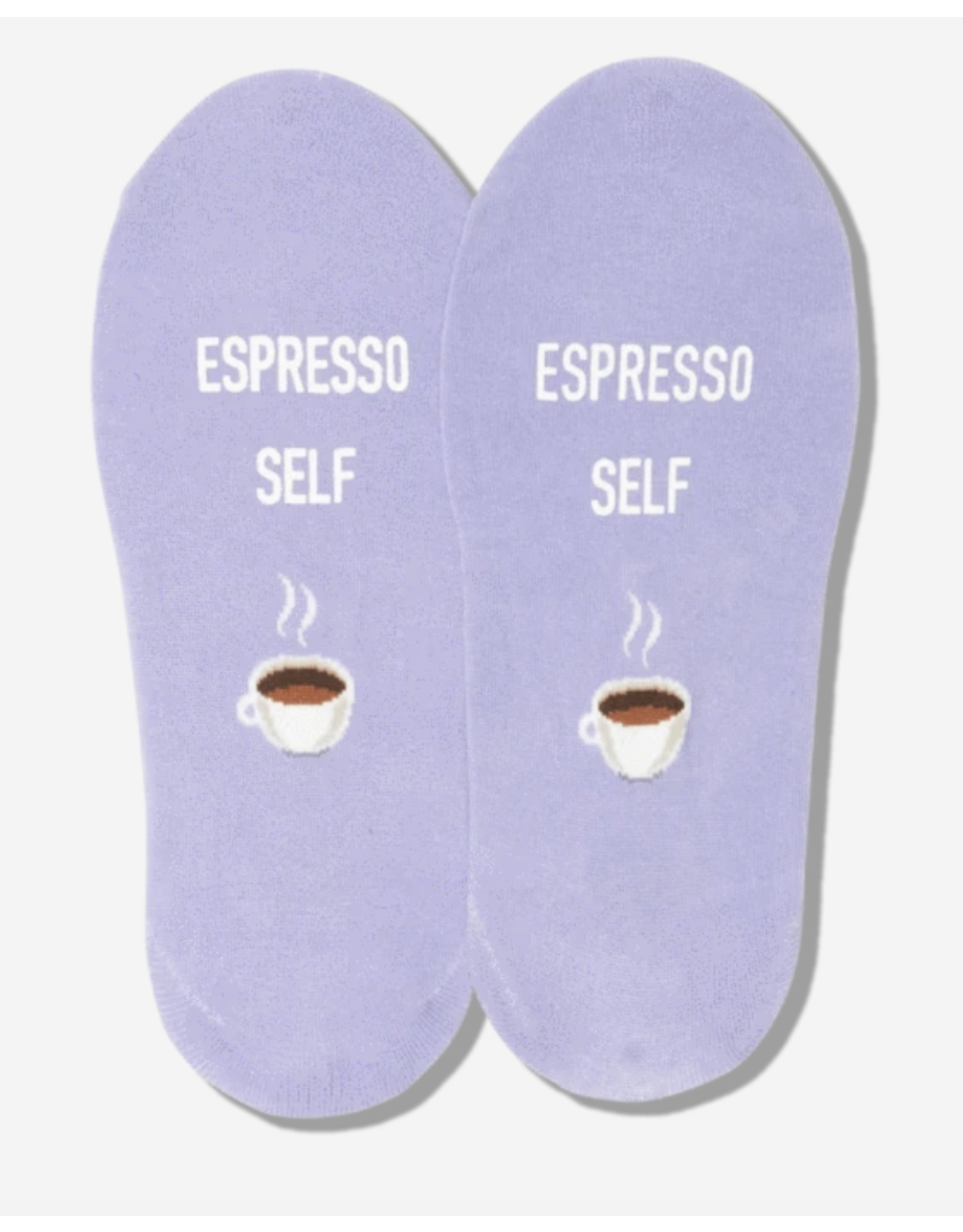 Hot Sox Expresso Self Socks