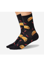Hot Sox Taco Socks