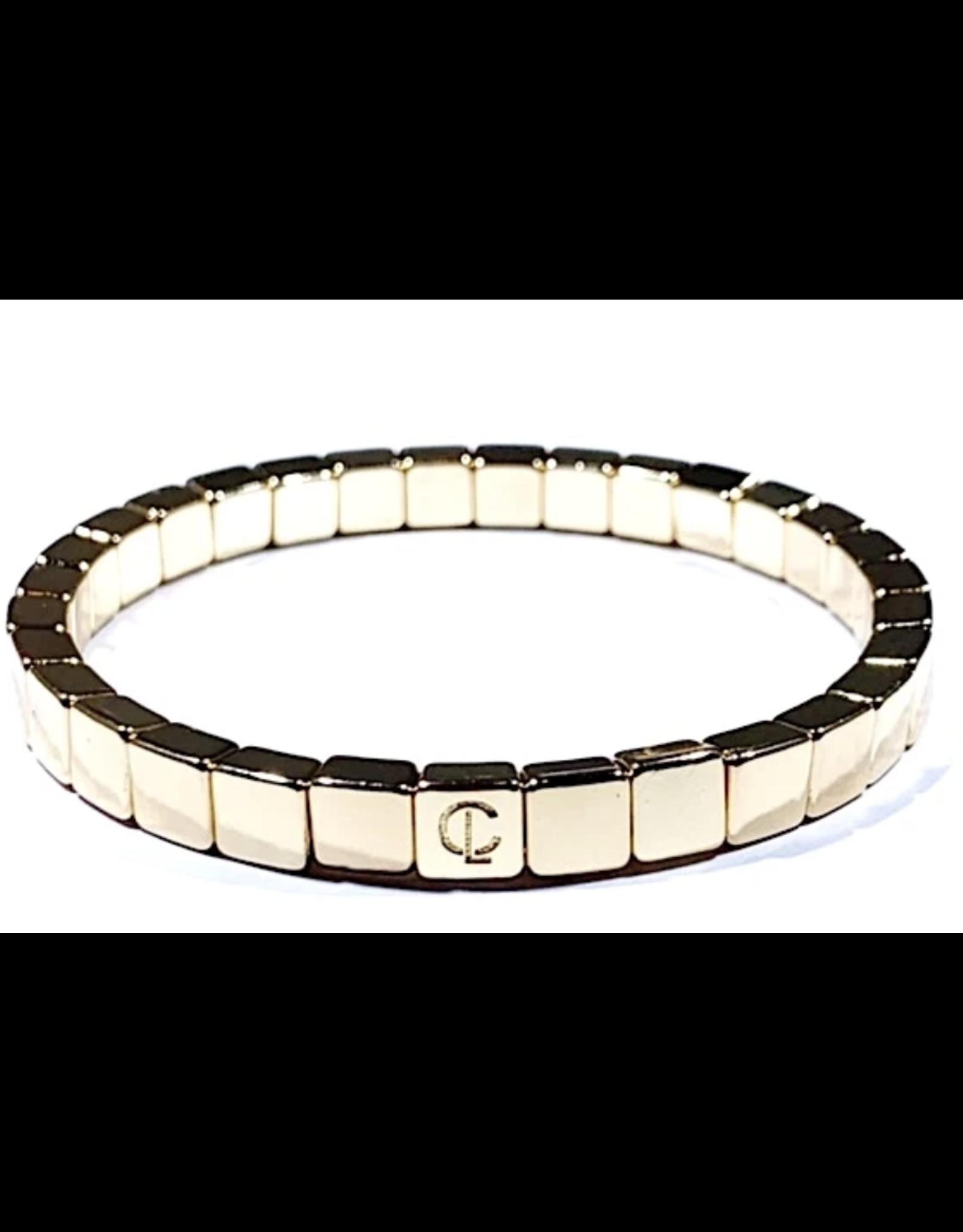 Caryn lawn Small Tile Bracelets