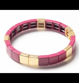 Caryn lawn Tile Bracelets