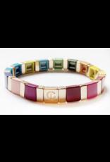 Caryn lawn Tile Bracelet
